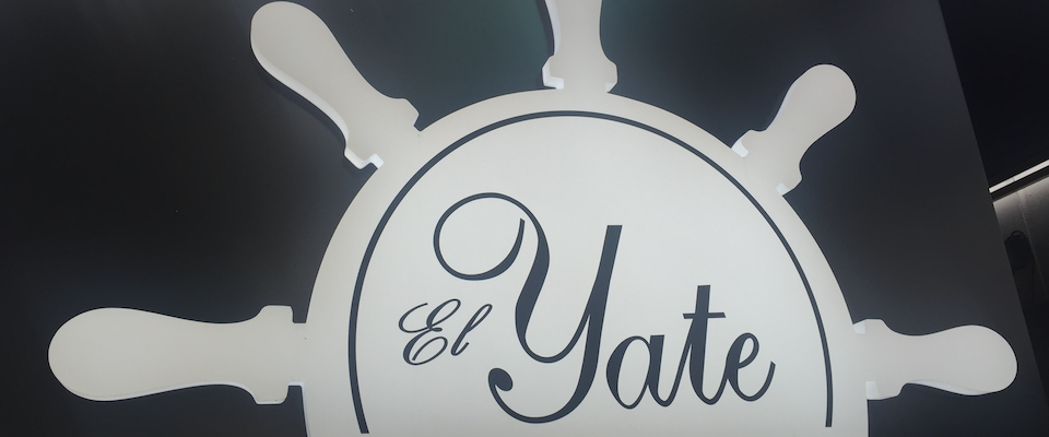 Restaurante El Yate Madrid